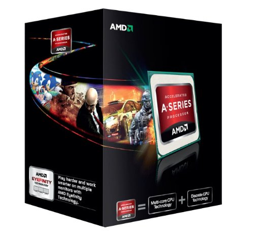 AMD A105800K APU 3.8Ghz Processor AD580KWOHJBOX Picture