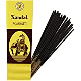 PRS SANDAL Incense Stick 20gms (Pack Of 10 Agarbatti)