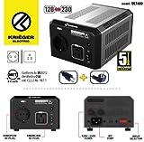 KRIËGER 600 Watt Spannungswandler 110/120V - 220/230V mit CE/UL/CSA Zulassung - Best Reviews Guide