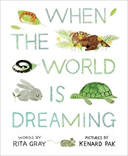 Book Cover: When the World Is Dreaming
