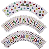 Talking Tables Hungry Caterpillar Decorative Paper, Cakewrap