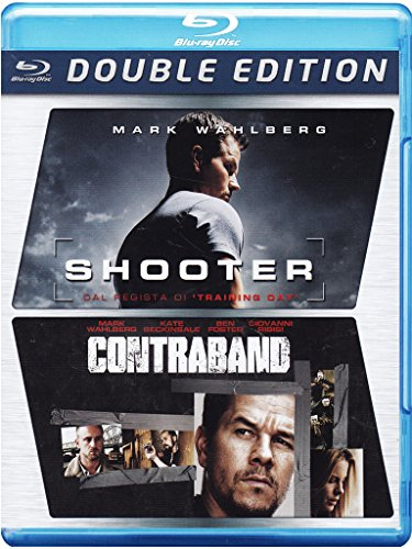 Shooter + Contraband [Blu-ray] [IT Import]