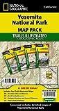 Yosemite National Park [Map Pack Bundle]