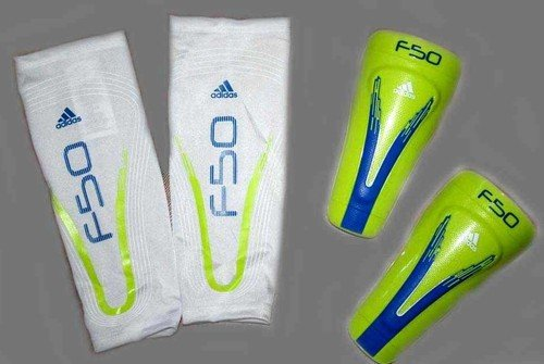 Adidas Football F50 pro Lite Shin Pads medium