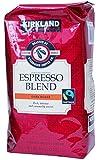 KIRKLAND エスプレッソコーヒー豆 907g(赤)100%アラビカ豆 ローステッドスターバックス社