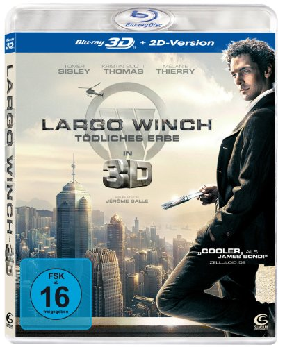 Largo Winch (inkl. 2D Version) [Blu-ray 3D]