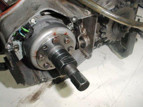 Yamaha Blaster Flywheel
