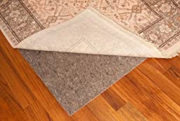 Durable, Reversible 2\' x 3\' Premium Grip Rug Pad for Hard Surfaces and Carpet