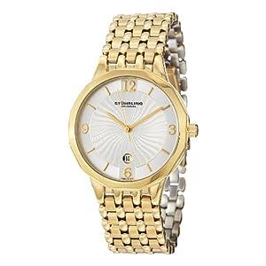 Stuhrling Original Men's Swiss Quartz Clasic Bracelet Watch