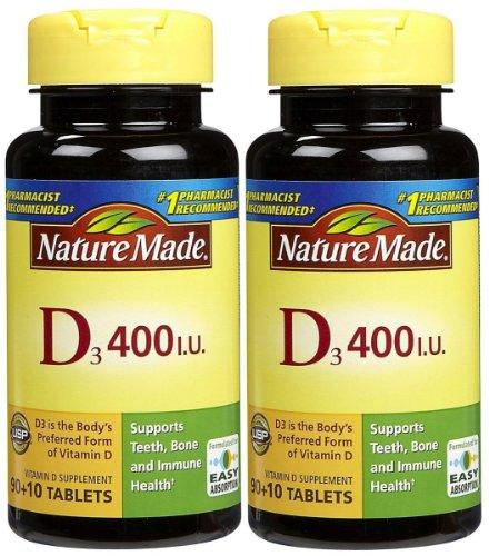 Vitamin D 100 Iu