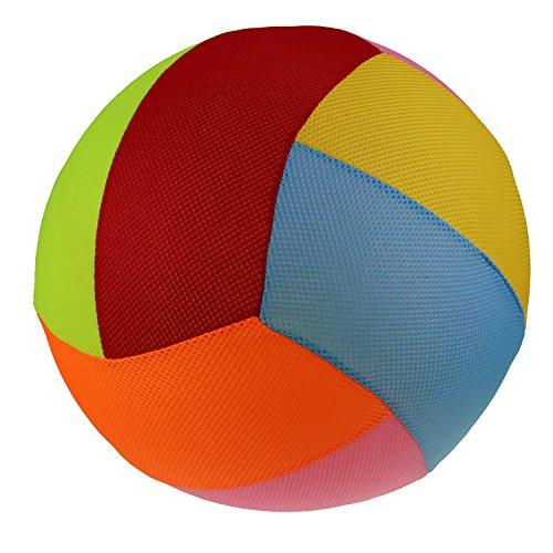 Toys R Us Ball Color : Rainbow inflatable cloth ball stylife beach