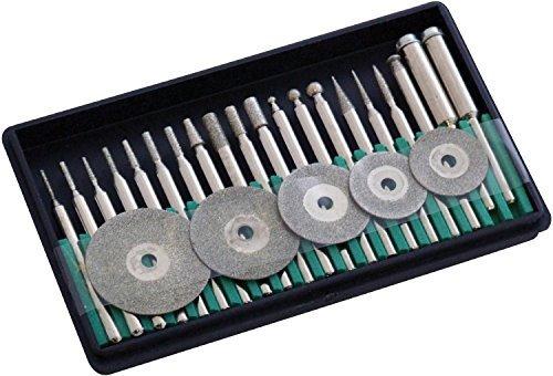 ZFE-Diamant-Fraser-Set-Diamant-Schleifer-Schleifstift-Bohrer-Satz-Fur-Dremel-Proxxon-Multifunktionswerkzeuge-3mm-Schaft