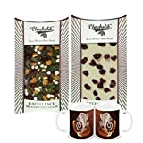 Chocholik Belgium Chocolate Gifts - Invigorating Collection Of Belgian Chocolate Bars With Diwali Special Coffee... - B015RBF14G