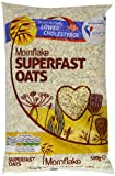 Morning Foods Mornflake Superfast Oats 500 g (Pack of 24)