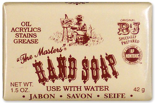 The Masters Hand Soap 1.5 Oz.
