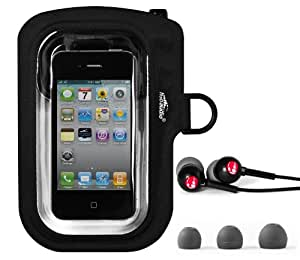 H2O Amphibx Go Waterproof Case & Headphones for iPhone ...