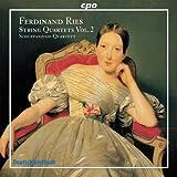 echange, troc Ries, Schuppanzigh Quartett - Ferdinand Ries: String Quartets, Vol. 2