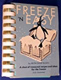 img - for Freeze 'n Easy: A Chest of Treasures Recipes and Ideas for the Freezer (A Handy Aid Book) book / textbook / text book