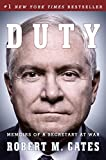 Book cover for Duty: Memoirs of a Secretary at War