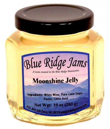 Blue Ridge Jams: Moonshine Jelly, Set of 3 (10