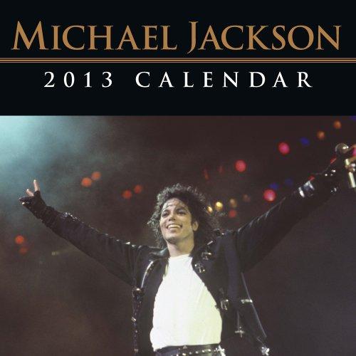 Michael Jackson 2013 Square 12x12 Wall