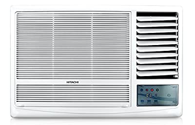 Hitachi 1.0 Ton Window AC 3 Star - RAW312KWD