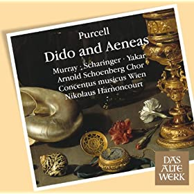"Purcell : Dido and Aeneas : Act 3 ""With drooping wings"" [Chorus]"