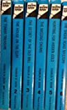 img - for The Hardy Boys (The Tower Treasure/ The House on the Cliff/ The secret of the Old Mill/The Missing Chums/Hunting for Hidden Gold/The Shore Road Mystery, Volumes #1,#2,#3,#4,#5,#6) book / textbook / text book