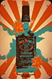 Tin Plate Sign Metal Poster of Jack Daniel's Whiskey You Don't Know Jack 20*30cm