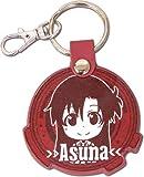 Key Chain - Sword Art Online - New PU Asuna Circle Toys Licensed ge37336