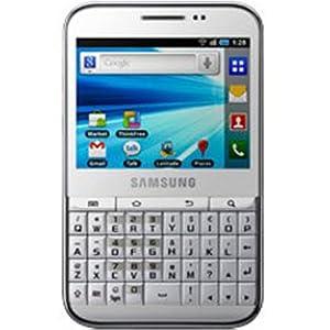 Samsung B7510 Galaxy Pro Unlocked GSM Smartphone with 3 MP