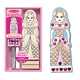 Melissa & Doug Princess Doll