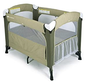 Foundations Elite Play Yard, Cilantro