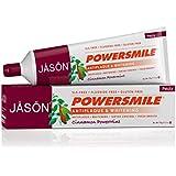 Jason Natural Products Toothpaste Powersmile Cinnamon Mint