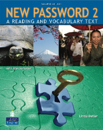 New Password 2: A Reading and Vocabulary Text  (with MP3...