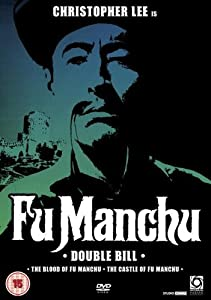 Fu-Manchu Double Bill - Blood Of Fu Manchu / Castle Of Fu Manchu [Import anglais]