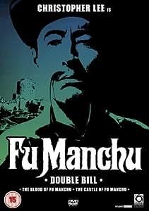 Fu-Manchu Double Bill - Blood Of Fu Manchu / Castle Of Fu Manchu [Import anglais]