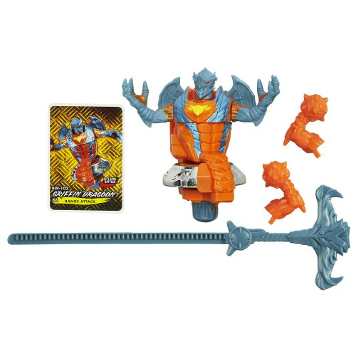 Beyblade Griffin Dragoon Figure Accessory - 1