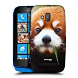 Head Case Designs Red Panda Wildlife Hard Back Case Cover for Nokia Lumia 610