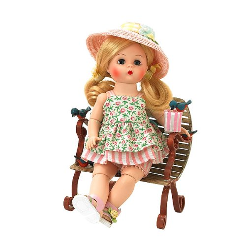 Buy Madame Alexander 8 Inch Americana Collection Doll – Daydreaming In The Park