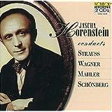 Jascha Horenstein Conducts Mahler, Schoenber, Strauss and Wagner [IMPORT]