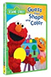 Sesame Street Guess That Shape
