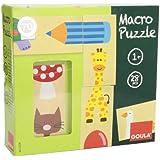 Goula - 53328 - Macro Puzzle - 28 Pièces