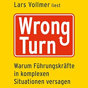 Wrong Turn Hörbuch