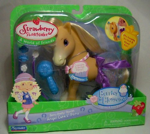 Buy Strawberry Shortcake Berry Pretty Ponies: Angel Cake's Pony