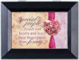 Special People Touch Our Hearts Digital Music Jewelry Box Plays I Hope You Dance