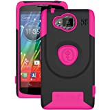 Trident Case AG-MOT-RAZRHD-PK AEGIS Series Case for Motorola DROID RAZR HD (XT926) - 1 Pack - Retail Packaging - Pink