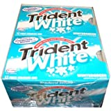 Trident White Wintergreen SF Gum 12 ct