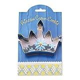 Ann Clark Princess Crown Cookie Cutter