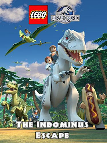 LEGO Jurassic World: The Indominus Escape on Amazon Prime Instant Video UK
